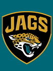 Jacksonville Jaguars Football Logo Hockey Art Huge Giant Wall Print POSTER on eBay