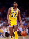 Magic Johnson Los Angeles Lakers Earvin Retro Giant Wall Print POSTER on eBay