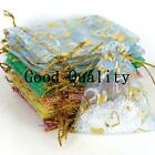 400X 7X9cm Organza Gift Bags Pouches Wedding Favour Jewelry Candy Party Supplies