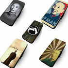 Ip Man - Printed Faux Leather Flip Phone Cover Case Inspired Wing Chung Arts