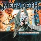 Megadeth - United Abominations (2007) NEW