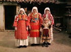 Сhildren in traditional costumes from Macedonia, 1913