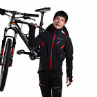 ROCKBROS Winter Cycling Thermal Warm Windproof Suits Cycling Jacket & Pants