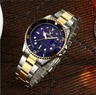 Luxury brand mens womens stainless steel watch water resistant quartz gift  <br/> 27 STYLES **48 HOURS SALE**WAS 28.99**