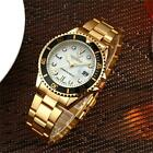 Luxury brand mens womens stainless steel watch water resistant quartz gift SALE <br/> 1STCLASS FAST DELVRY,BUY2GET1AT10% OFF WITH FREE GIFT
