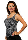 Women Animal Tankini Top