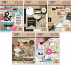 MOMENTA ART-C Ephemera Collage Kit - CHOOSE ONE!