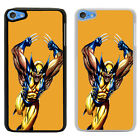 Marvel Wolverine Printed PC Case Cover - S-T2125