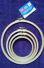 GENUINE DMC BEECH EMBROIDERY HOOPS - Various Sizes BRAND NEW