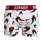 BAWBAGS NEW Mens Cool De Sacs Underwear Chilli Boxer Shorts BNIB