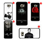 007 James Bond Spectre Case Cover For Samsung Galaxy S5 S6 S7 EDGE Note 4 5 $6.99 USD