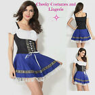 Beer Girl German Heidi Maid Wench Sizes 14, 18-20