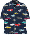 Chevrolet Classics Chevy Tri-five Camp Shirt Licensed by General Motors
