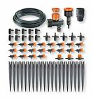 Claber Drip Starter Complete Kit - Garden Irrigation - Tubes - Drippers - Plugs