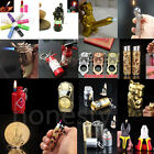 Various shapes Mini Butane Gas Cigarette Flame Lighter Refillable Gift
