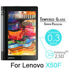 Real 9H Tempered Glass Screen Protector Film For Lenovo YOGA Tab 3 YT3-X50F X50M