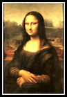Mona Lisa FRIDGE MAGNET 6x8 Art Leonardo da Vinci Magnetic Canvas Print