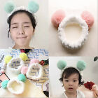Cat Ears Hairband Head Band Party Headdress Hair Accessories Makeup Tools ZXX