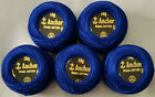 New Anchor Balls Pearl Cotton Crochet Embroidery Thread  (Size # 8, 10 gm)