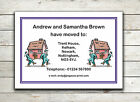Personalised Change of Address Cards Design 82