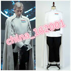 Star Wars Rogue One Imperial Admiral Director Krennic COSplay Costume Uniform $79.99 AUD
