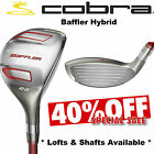COBRA BAFFLER HYBRID *NEW 2016* MENS RESCUE CLUB COBRA UTILITY CLUB REG FLEX
