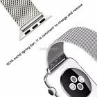 For Apple Watch Le Veil Original HQ Stainless Steel Watch Band + Free Cover
