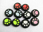 5 Pair Silicone Joystick Thumb Stick Grips Cap Case for PS4/Xbox One Controller