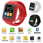 U80 Bluetooth Sports Smart Wrist Watch Drink Monitor For Android iOS iPhone Gift