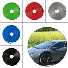 Alloy Wheel Edge Ring Rim Protectors Tyres Tire Guard Rubber Car Moulding 8m