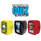 BRAND NEW - TOP TRUMPS QUIZ GAME - 500 QUESTIONS - FAMILY GAME - AGE 8+