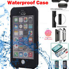 Waterproof Shockproof SnowProof Touch ID Hard Case Cover For iPhone 6 6S/6S Plus