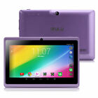 "iRULU eXpro3 7"" HD Screen Tablet PC 8GB Android 6.0 Quad Core Dual Cam WIFI GMS"