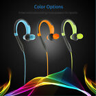Pisen 3.5mm Sport Earphone Running Headphones Jogging Stereo Earphones With Mic
