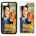 Movie Poster Turner & Hooch Printed Back PC Case Cover - S-T1381