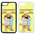Marilyn Monroe Printed Back PC Case Cover - S-T1416