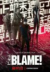 """Blame Japanese Anime 2017 A Netflix TV Film Poster Art Print 13×20 24×36"""" 32×48"""" for sale  Shipping to Nigeria"""