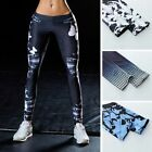 Women's Stretch Sports Leggings Pants Fitness Gym Yoga Running Athletic Trousers