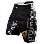Mens Muay Thai Boxing Shorts Pants MMA UFC Kick Boxing Size M-3XL