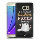 HEAD CASE DESIGNS MOONSTRUCK AND BEWILDERED GEL CASE FOR SAMSUNG GALAXY NOTE 5
