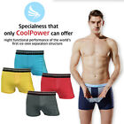 Functional Underwear, Cool Power, Air sport fit, Brief, Ice skin, 4 colors,
