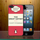 Classic Books Novelty Alice In Wonderland Great Gatsby Phone 5/5s/SE Case Cover
