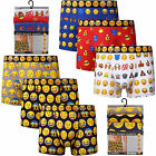 Mens Boxer Shorts Mens Underpants Underwear 3 Pack Cotton Fit Sexy Sports
