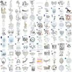 2cm squared paper - 160 Types Metal Cutting Dies Stencil Scrapbook Paper Card Craft Embossing DIY