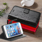 Leather New Wallet Card Slot Flip Stand Case Cover For iPhone 5 SE 6 6S 7 7 Plus