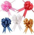 30mm 30pcs Pull Bow Wedding Pew End Party Ribbons Gift Wrap Decoration Floristry