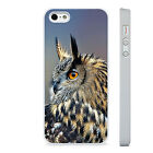 Eagle Owl Wild Bird PHONE CASE COVER fits iPHONE 4 5 6 7
