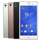 New in Box Sony Xperia Z3 D6603 16/32GB (Unlocked) Smartphone ALL COLORS