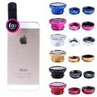 3in1 Camera Fisheye Macro Wide Angle Lens For Apple IPhone 7 Plus 6 6S 5 5S 4 4S