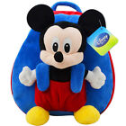 Cute Disney Mickey Mouse Mickey Plush Backpack Toy Lovely Baby Toy Gift